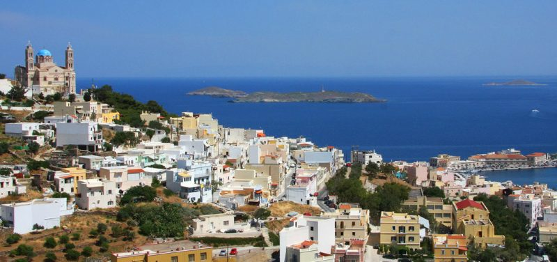 Holidays in Syros