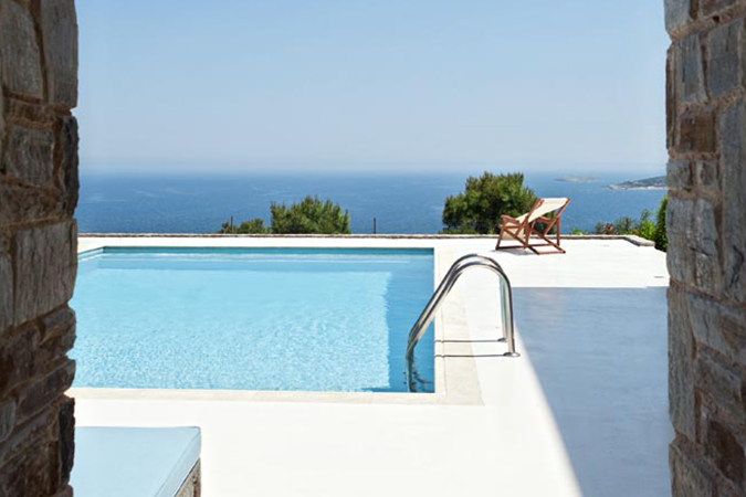 Villa Vravrona Greece - Aegean View Villas
