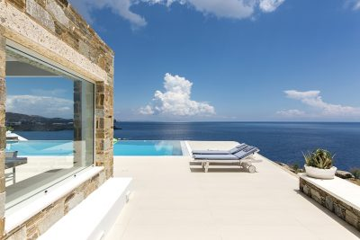 greek luxury villa