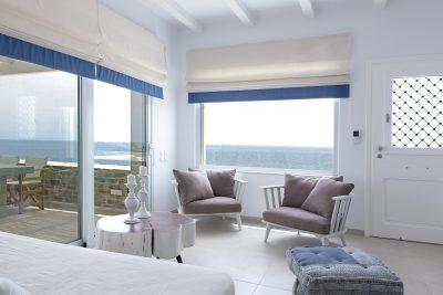 Villa vacation in Greece
