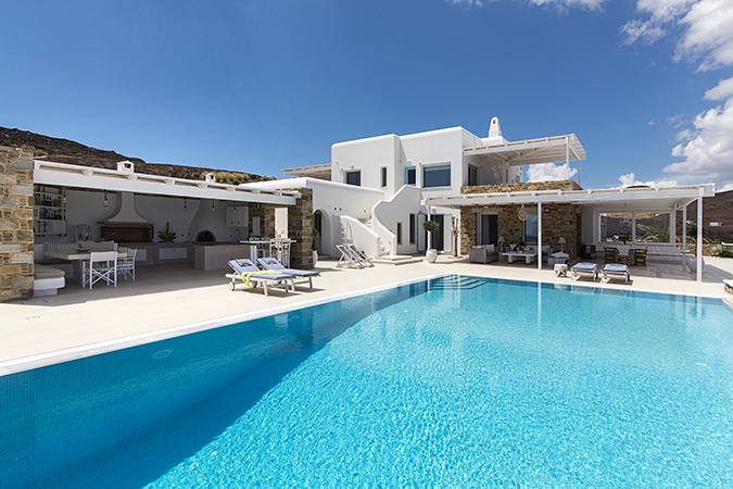 Villa Ampela - Aegean View Villas