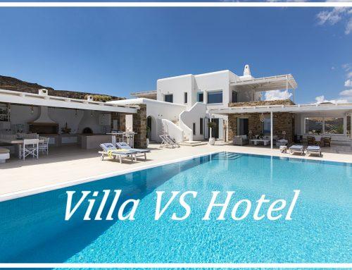 Villa or Hotel?