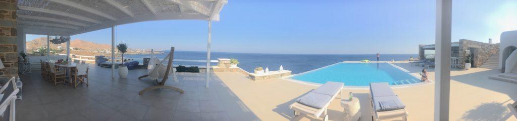 Villa Ampela Syros